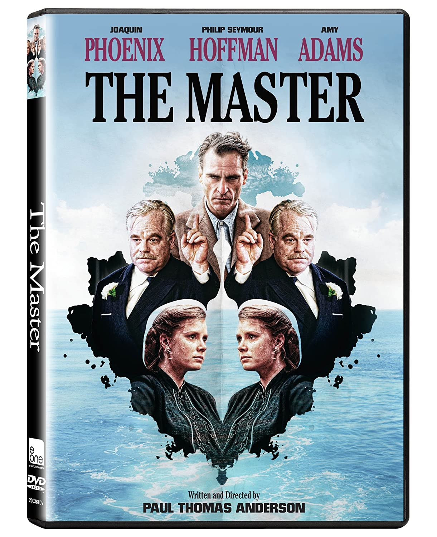 The Master Joaquin Phoenix Philip Seymour Hoffman Amy Adams Daniel Day-Lewis