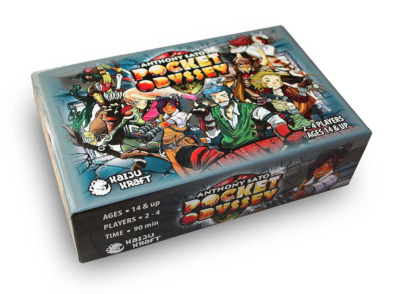 Kaiju Kraft LLC Pocket Odyssey: Amazon.es: Juguetes y juegos