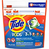 Tide PODS, Laundry Detergent Liquid Pacs, Original, 16 Count - Packaging May Vary