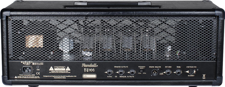 Randall Diavlo RD100H Head · Cabezal guitarra: Amazon.es: Instrumentos musicales