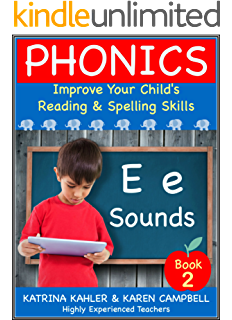 Amazon com: PHONICS - O Sounds - Book 4: Improve Your