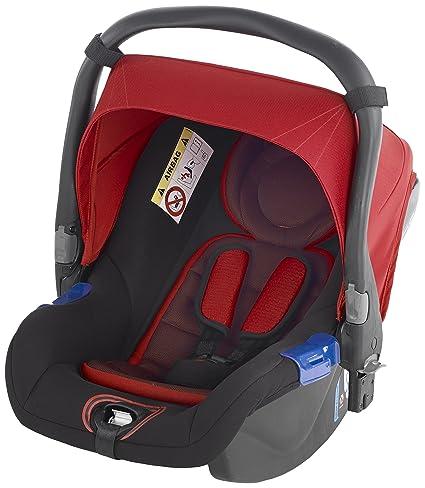 Jané, Silla de coche grupo 0+, rojo: Amazon.es: Bebé