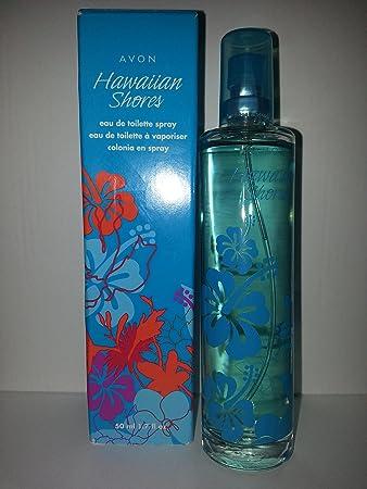 Avon Hawaiian Shores EDT Spray 50ml/1.7 Fl.oz.
