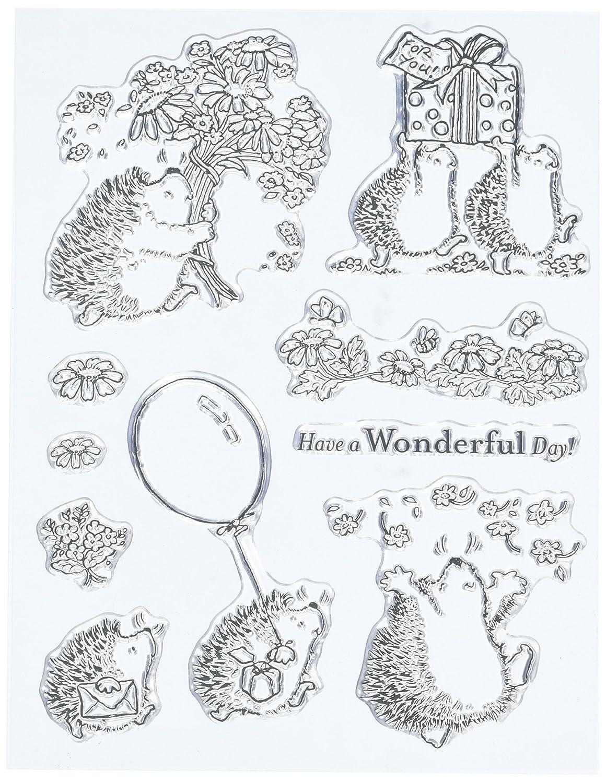 Penny Black Clear Stamps 5X7.5 Sheet-Wonderful PB30029