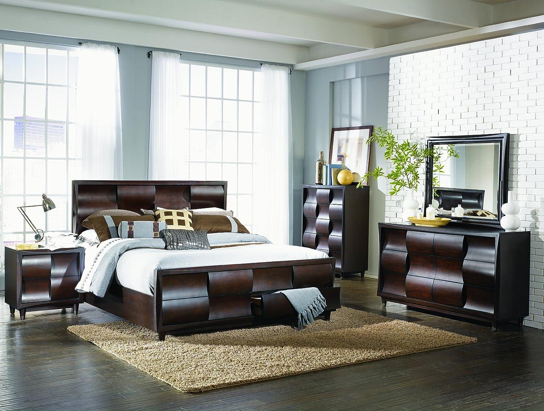 Amazon Com Magnussen Fuqua B1794 20 Wood 6 Drawer Dresser Kitchen