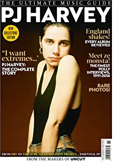 Uncut Magazine : The Ultimate Music Guide: PJ Harvey