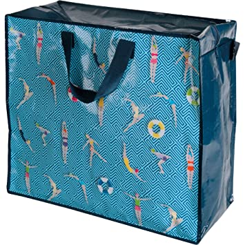 d2d4f16586 Orval Créations : Grand Sac Cabas XL Pool Party Piscine Plage Shopping  Voyage …