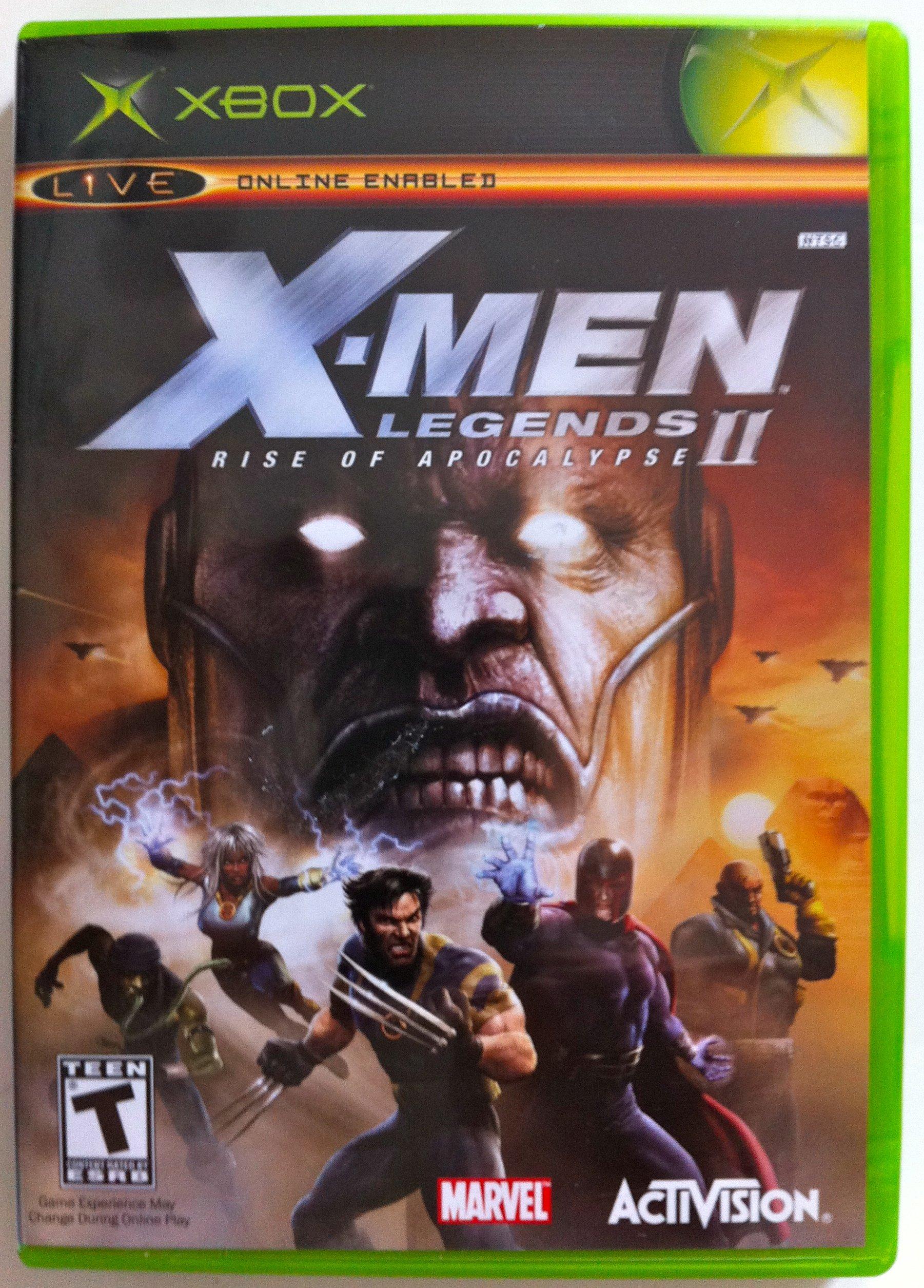 Amazon X Men Legends 2