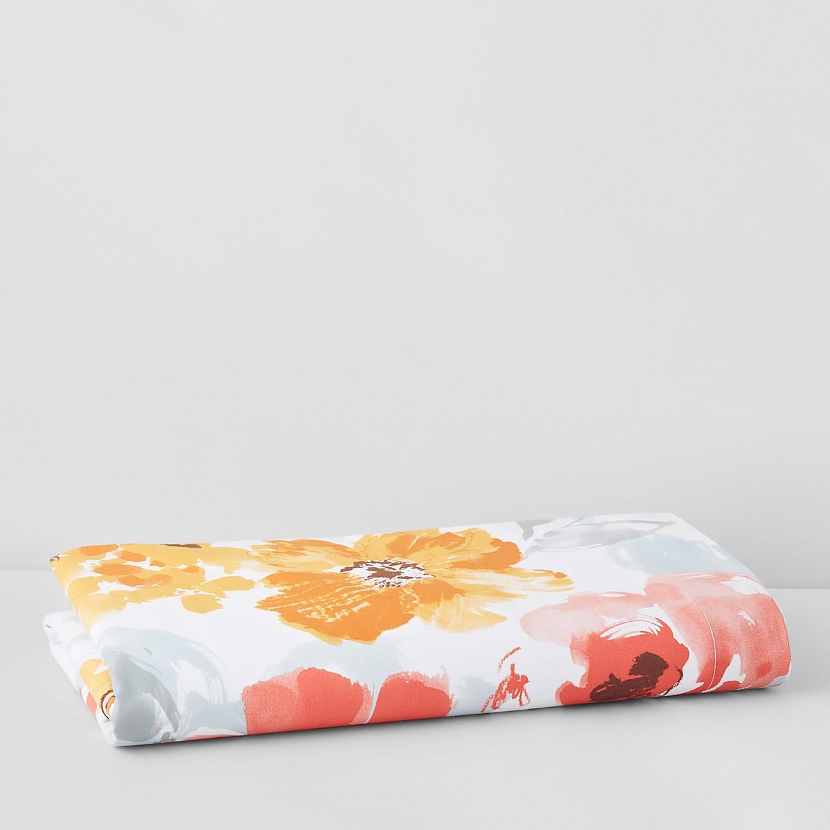 Anne de Solene Flat Sheet, Queen | Bloomingdale's