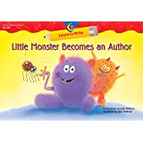 Monkey in the story tree learn to write reader learn to write little monster becomes an author learn to write reader fandeluxe Images