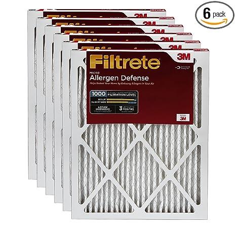 Short article about Filtrete AD02-6PK-2E