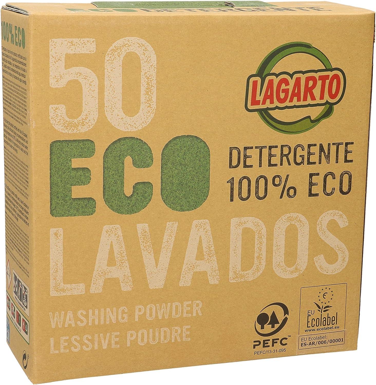 Lagarto Maleta Lagarto Ecológica 50 Lavados - 2550 gr