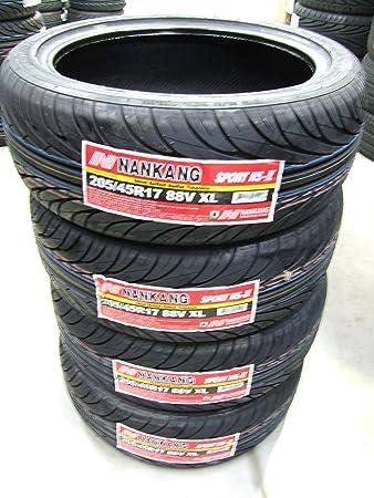 nankang sport ns2 tyre 88v xl 17