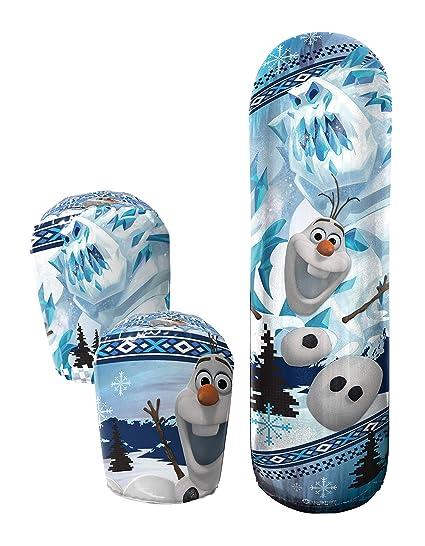 Amazon.com: Hedstrom Disney Olaf de Frozen Bop Combo Set, 42 ...