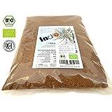 Indouce Sucre de Coco Bio, 1000g/1kg Sucre de Fleur de Coco Pur, Certifié Organique, Non Raffiné, Sucre Complet, Index Glycémique Faible, Indonésie