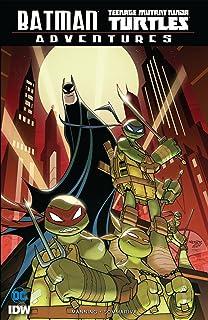 Batman/Teenage Mutant Ninja Turtles Vol. 1: James Tynion IV ...