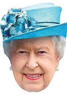 Celebrity face mask kit prince harry do it yourself diy 5 celebrity face mask kit queen elizabeth ii do it yourself diy solutioingenieria Gallery