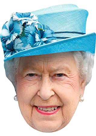 Celebrity face mask kit queen elizabeth ii do it yourself diy celebrity face mask kit queen elizabeth ii do it yourself diy solutioingenieria Image collections