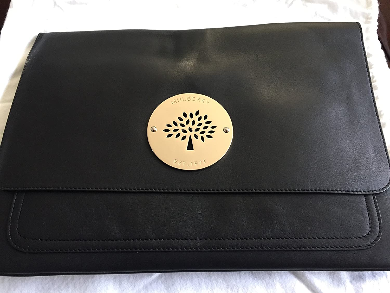 Mulberry Daria Laptop Sleeve   Document Holder  Amazon.co.uk  Office  Products 879acec538d42