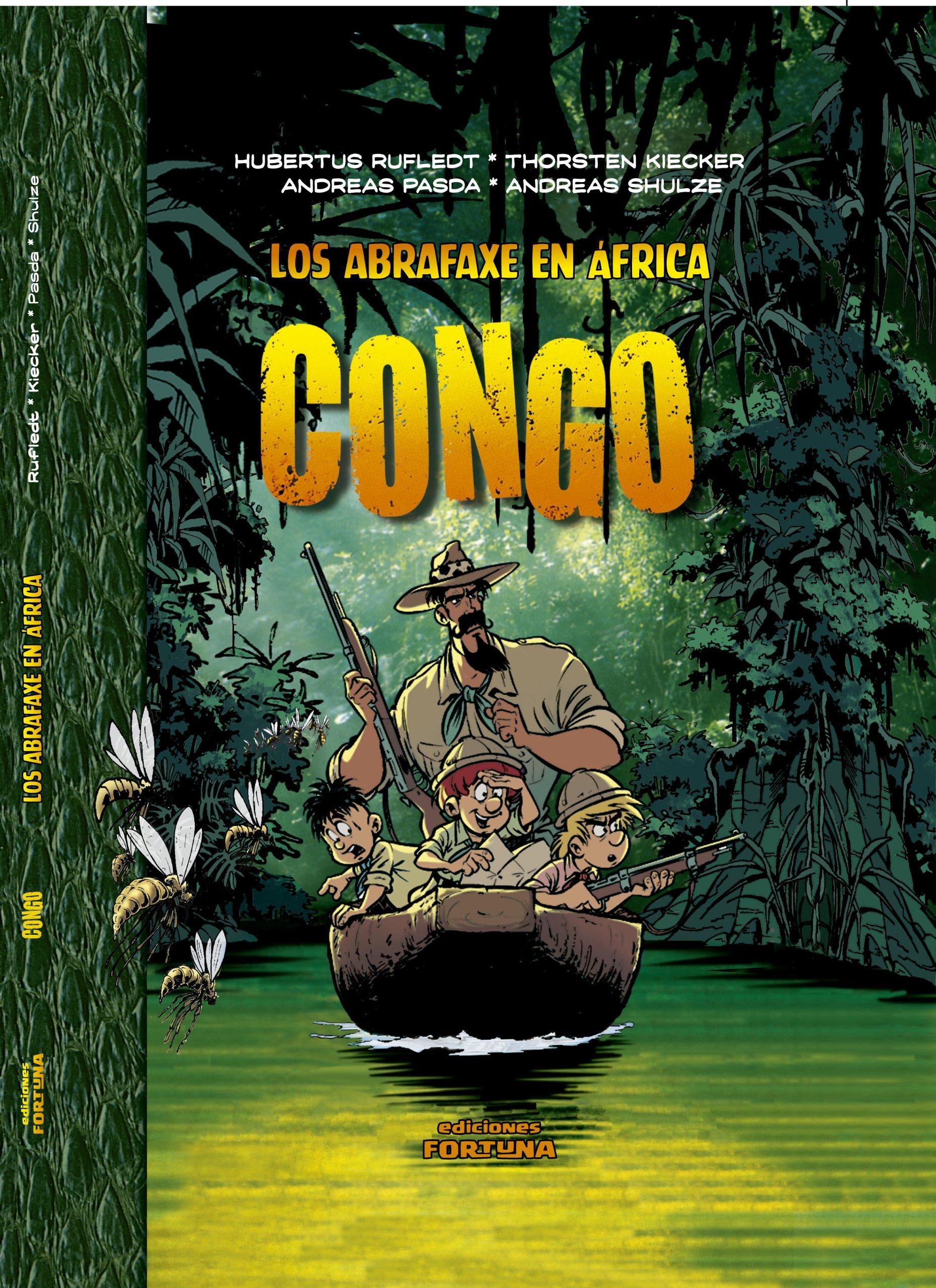 Download Congo: los Abrafaxe en Africa PDF