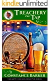 Treachery on Tap (Grumpy Chicken Irish Pub Series Book 2)
