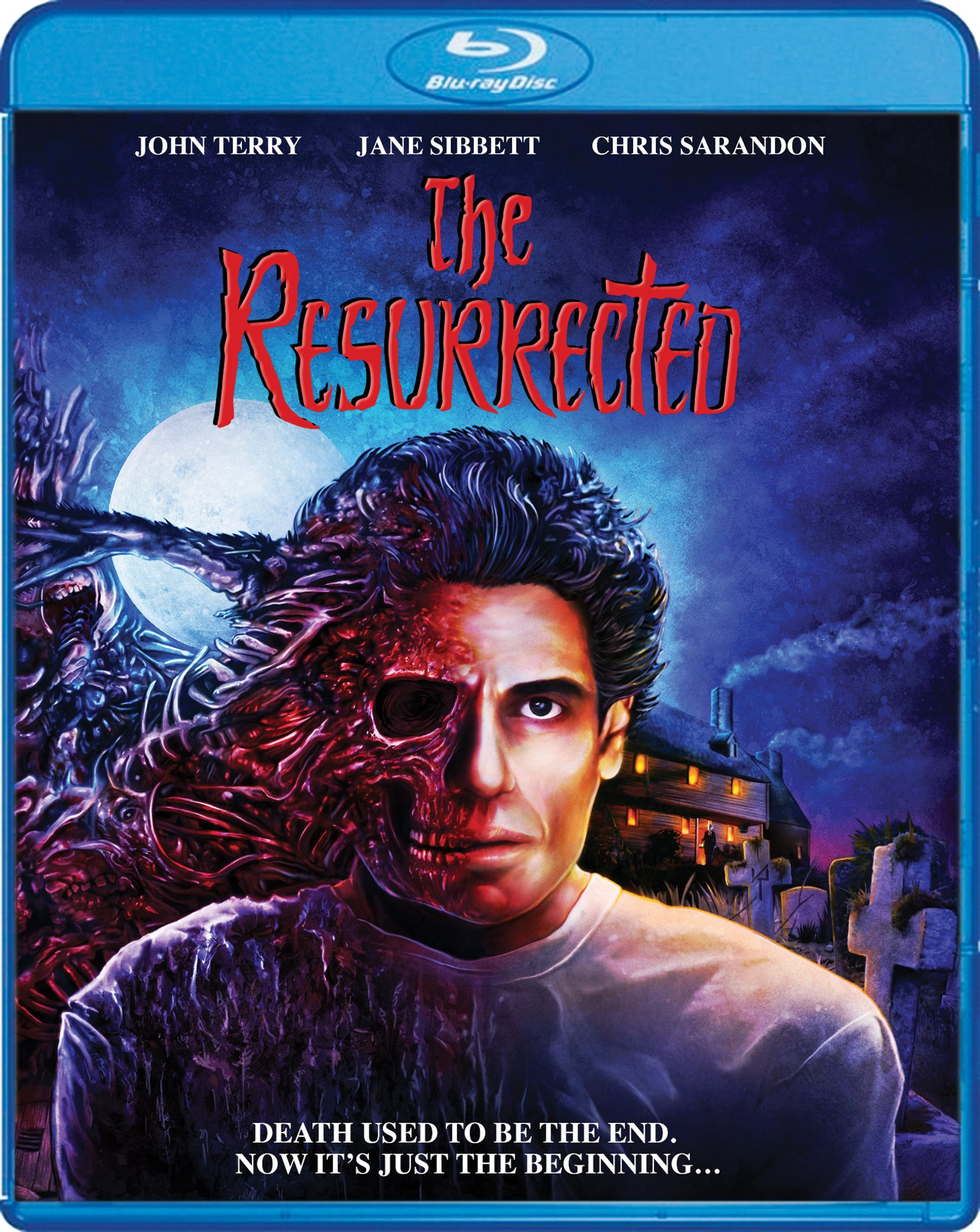 Blu-ray : The Resurrected (Widescreen, Subtitled)