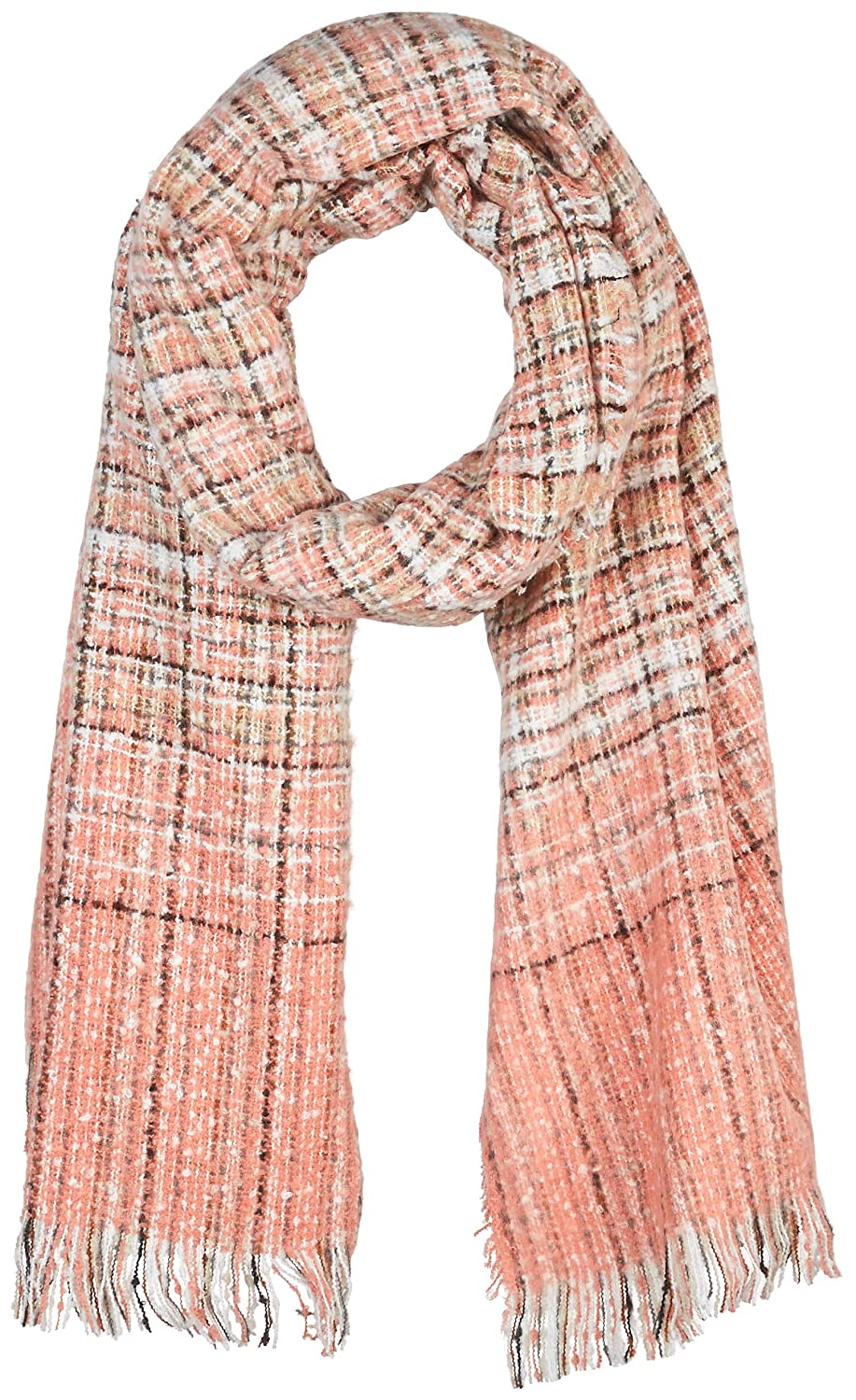 color9 Beautiful Nomad Pashmina Shawl Wrap Scarf in Solid and Plaid Pattern