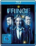 Fringe - Die komplette vierte Staffel [Blu-ray]