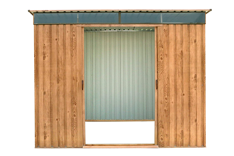 Duramax 50345 8 x 6 ft Pent Techo Skylight cobertizo - Madera: Amazon.es: Jardín