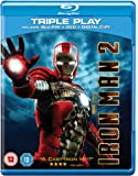 Iron Man 2 - Triple Play (Blu-ray + DVD + Digital Copy) [2010]