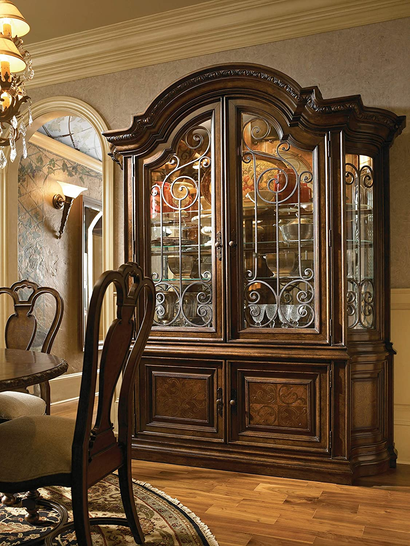 Amazon Com Universal Furniture Bolero Bolero China Cabinet In Old World China Cabinets