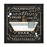 The Stupell Home Decor Collection Tranquility Tub