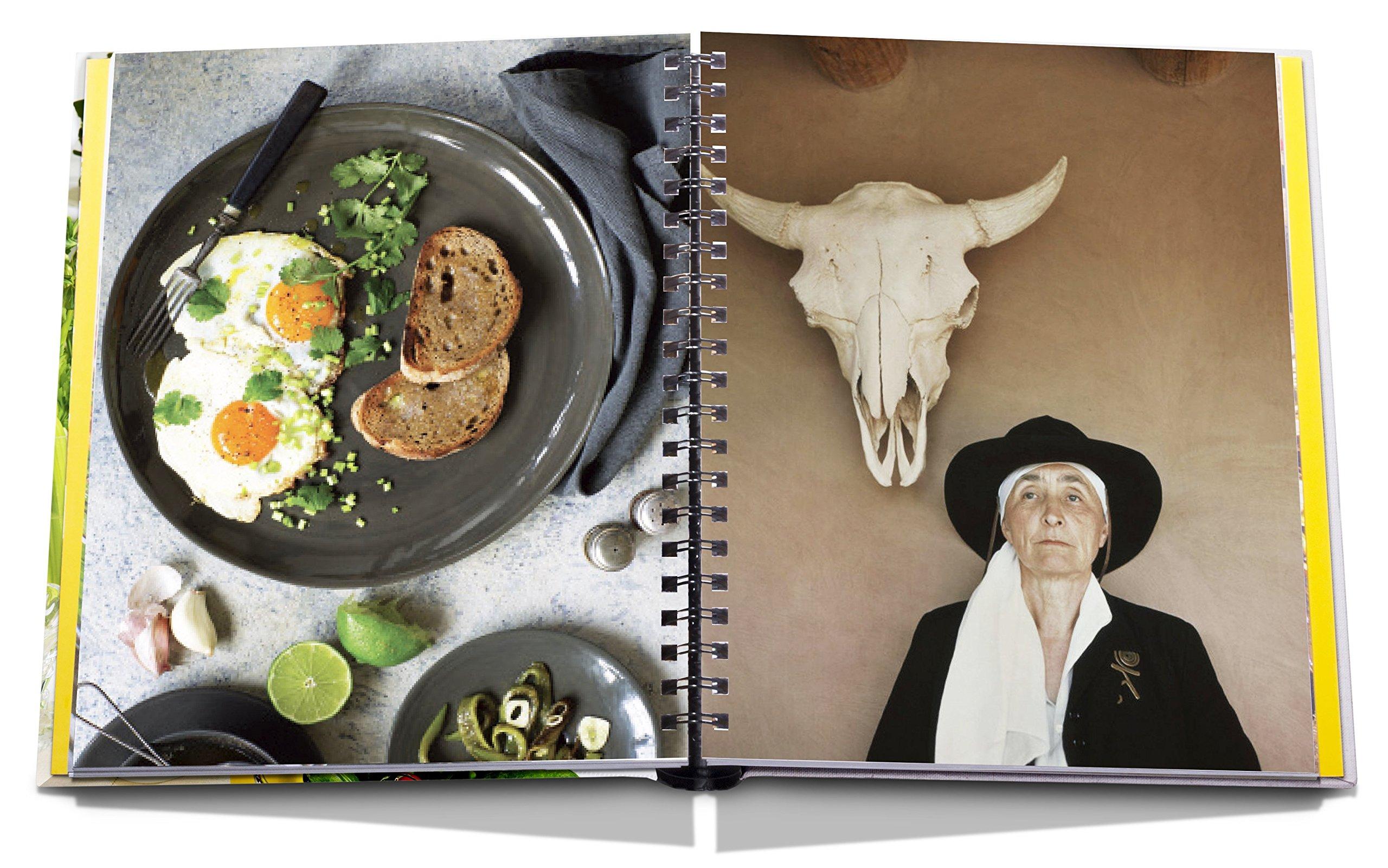 Dinner With Georgia O'keeffe: Recipes, Art, Landscape (connoisseur): Robyn  Lea: 0882664359089: Amazon: Books