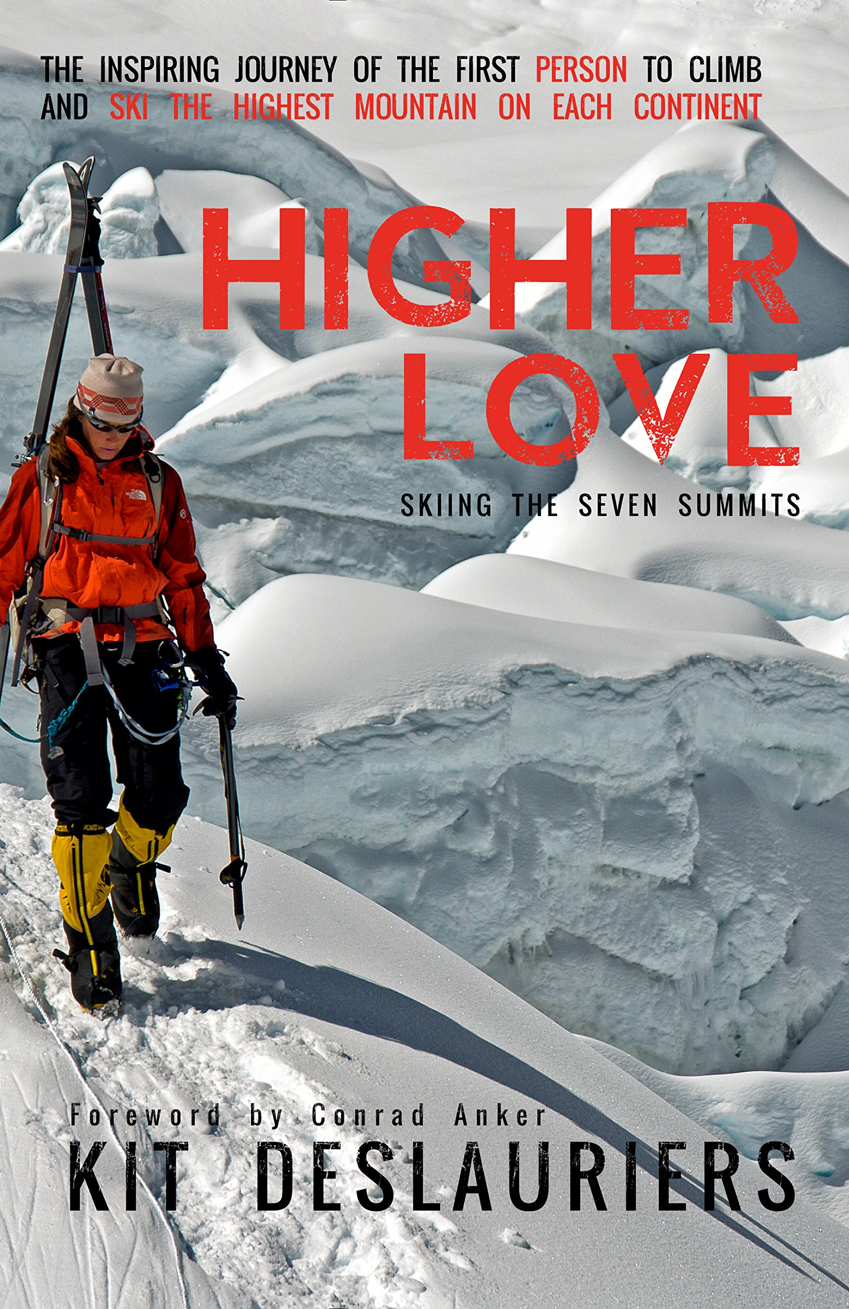 Higher Love Skiing Seven Summits product image