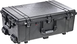 product image for Pelican 1650 Camera Case With Foam, Black (016500-0040-110)