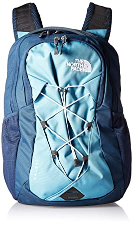 The North Face Jester Mochila para Mujer, Wing Teal/Storm Blue, One Size: Amazon.es: Deportes y aire libre