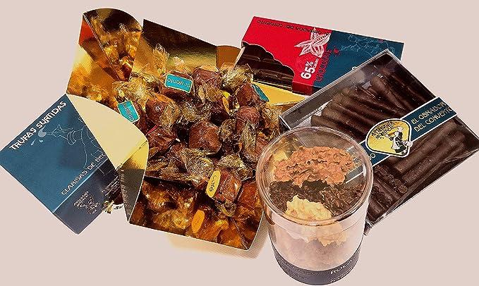 PACK SURTIDOS DE CHOCOLATES 4 PRODUCTOS: Amazon.es: Alimentación y bebidas