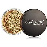 Bellapierre Cosmetics Cinnamon - Maquillaje en polvo mineral, 5 en 1, suelto