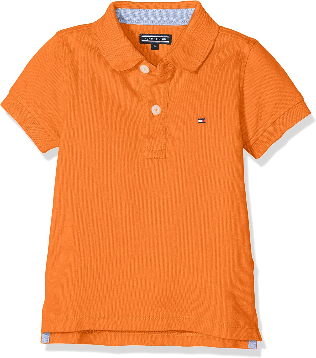 Tommy Hilfiger Jungen AME Tommy Polo S//S Poloshirt