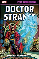 Doctor Strange Epic Collection: Master Of The Mystic Arts (Strange Tales (1951-1968) Book 1) Kindle Edition