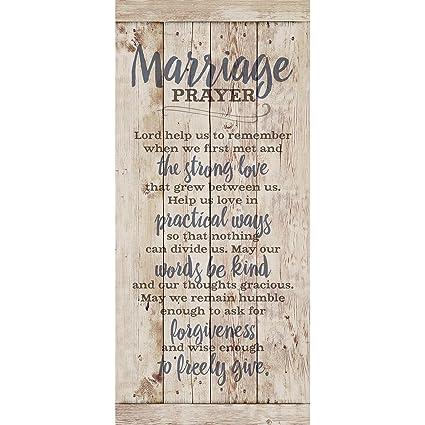 marriage prayernew horizons wood plaque by dexsa