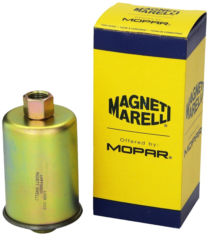 Magneti Marelli By Mopar 1amff00001 Fuel Filter Automotive