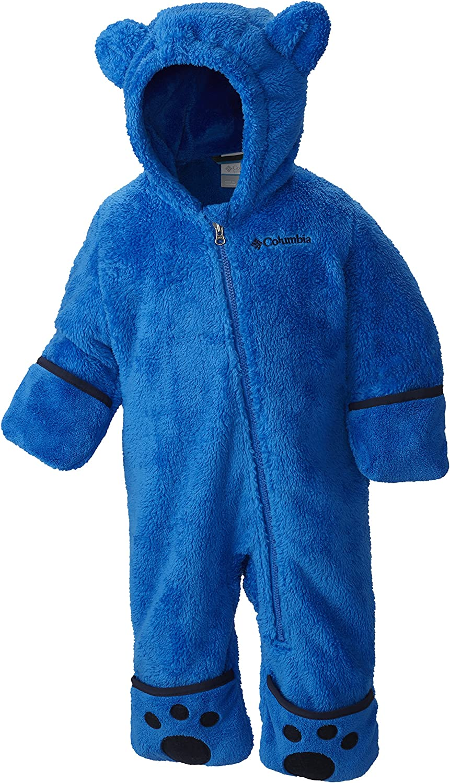 Columbia Fleeceanzug f/ür Kinder Polyester Foxy Baby II Bunting WN0016