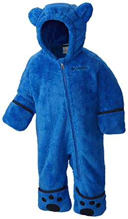 18d1ce92 Amazon.com: Columbia Baby Boys' Foxy Baby II Bunting: Infant And Toddler  Snowsuits: Clothing