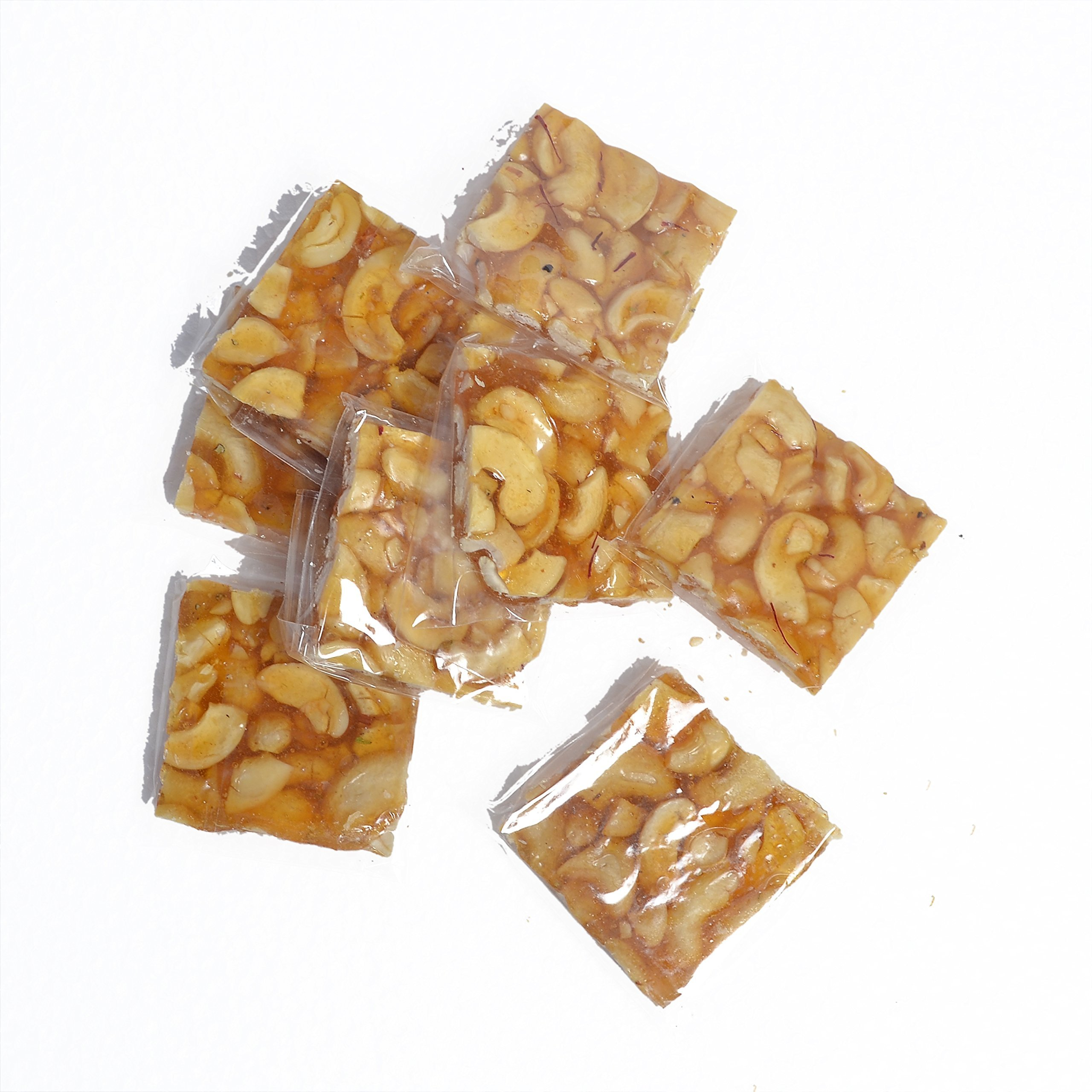 Leeve Dry Fruits Cashew Chikki - 400 Grams by Leeve Dry Fruits (Image #3)
