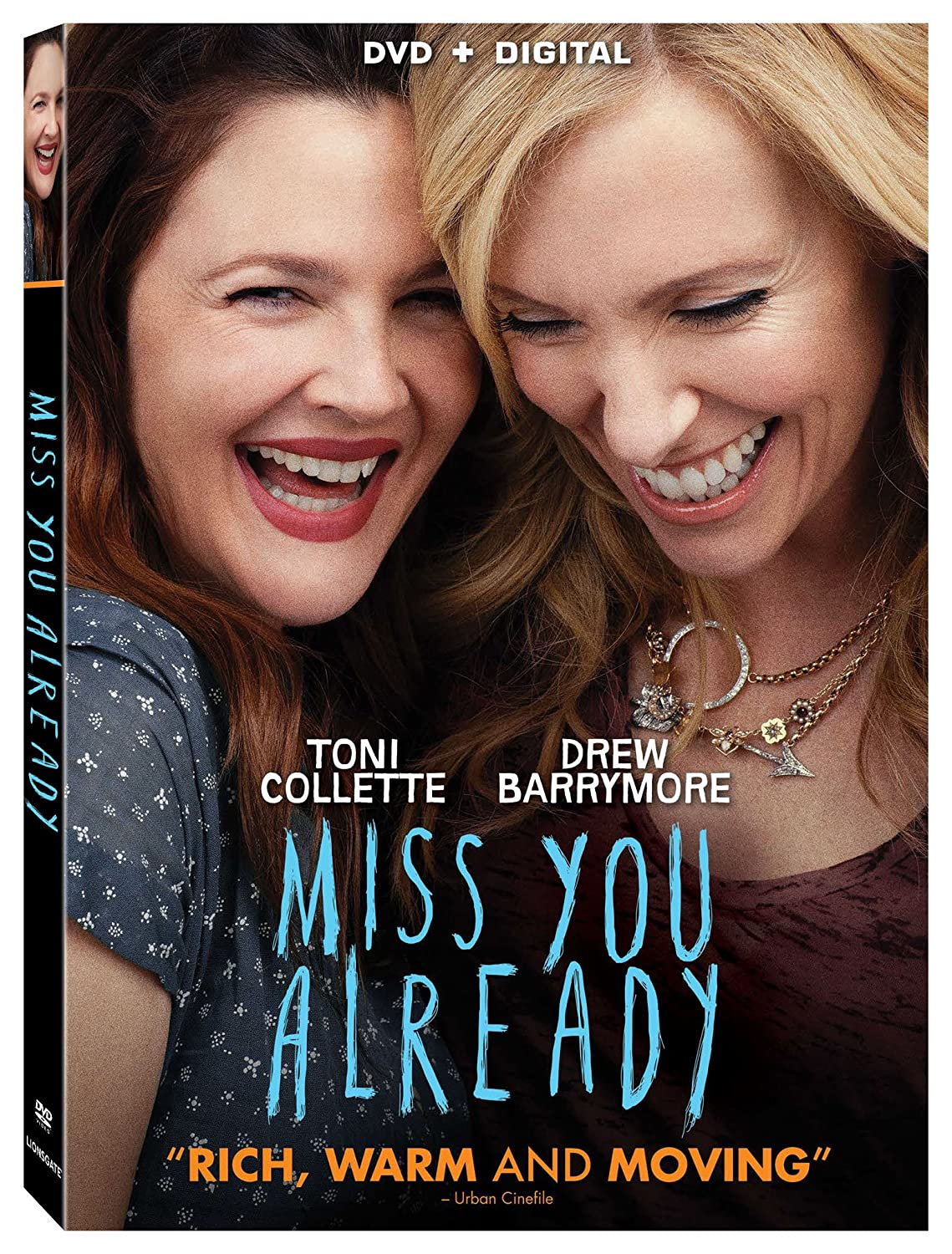 Amazon Com Miss You Already Dvd Digital Drew Barrymore Toni Collette Dominic Cooper Catherine Hardwicke Movies Tv It's fine i came up with a story for it. miss you already dvd digital