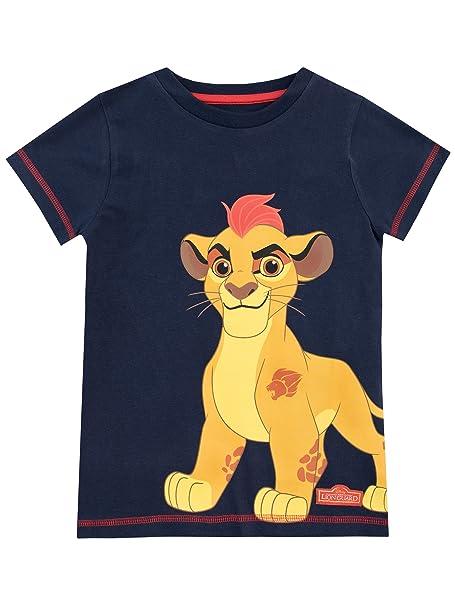 Disney Camiseta para Niño La Guardia del León: Amazon.es: Ropa y accesorios