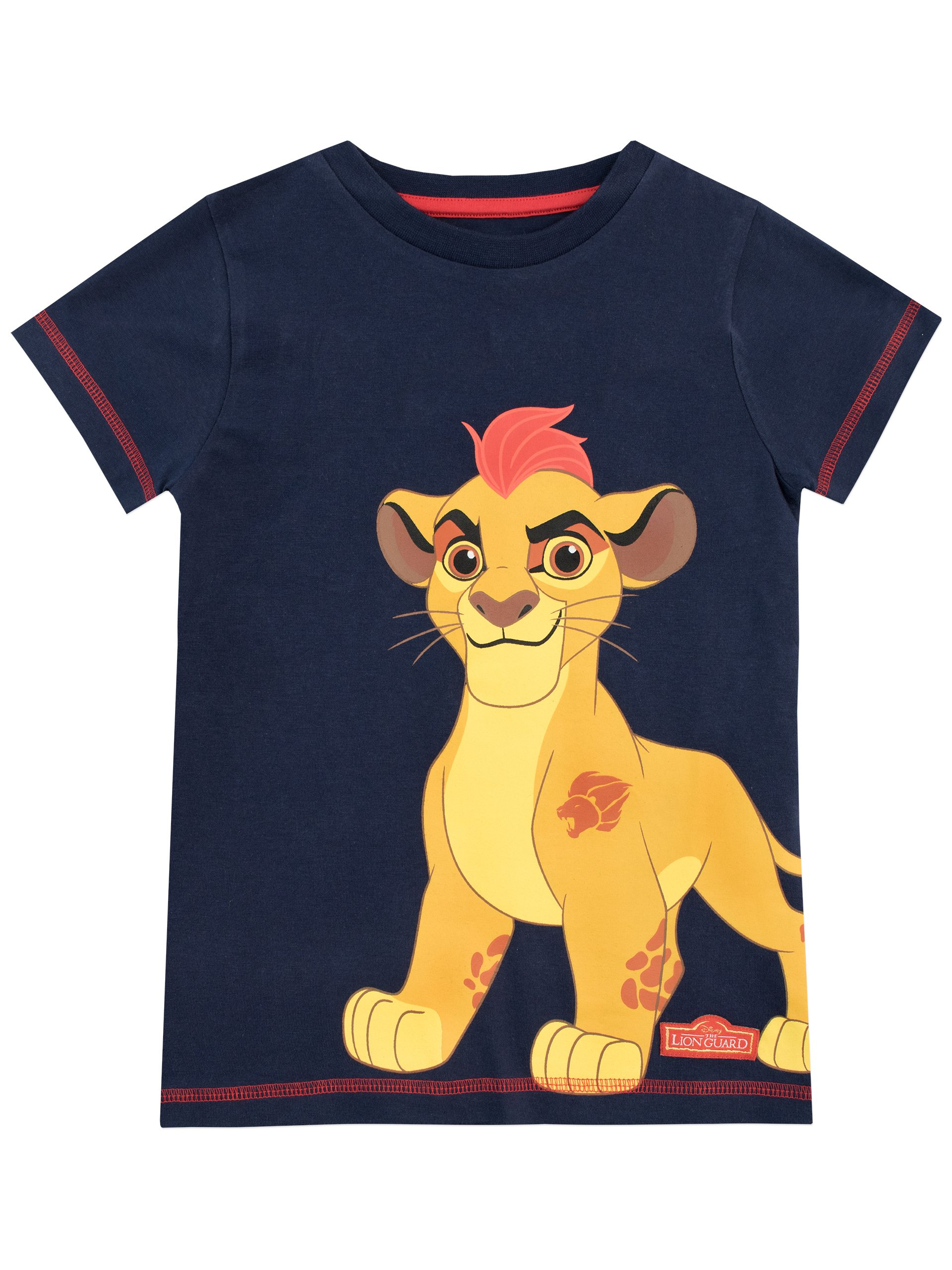 Disney Boys' The Lion Guard T-Shirt Size 3T Blue