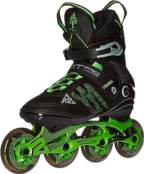 K2 Skate Men's F.I.T. Pro 84 Rollerblades For Kids