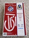 All Aboard Wooden Train Track Pack (17-Piece) by All Aboard